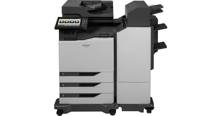 SHARP MX-C557F
