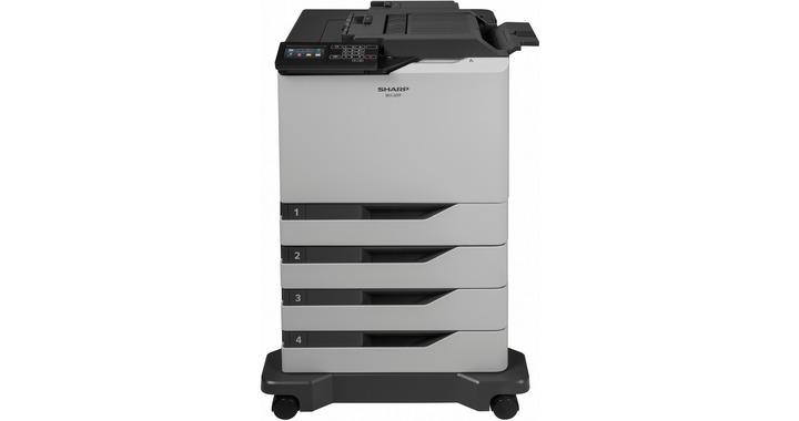 SHARP MX-C607P